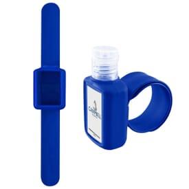 .5 oz Hand Sanitizer with Slap Wristband