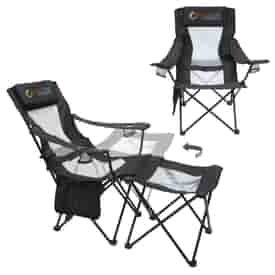 KOOZIE® 2-in-1 Mesh Adirondack Chair and Table