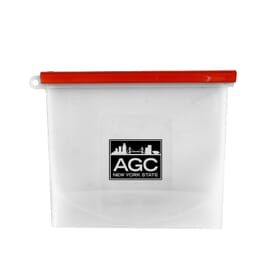 1 Liter Reusable Food Storage Bag