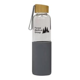 18 oz Jameson Glass Bottle