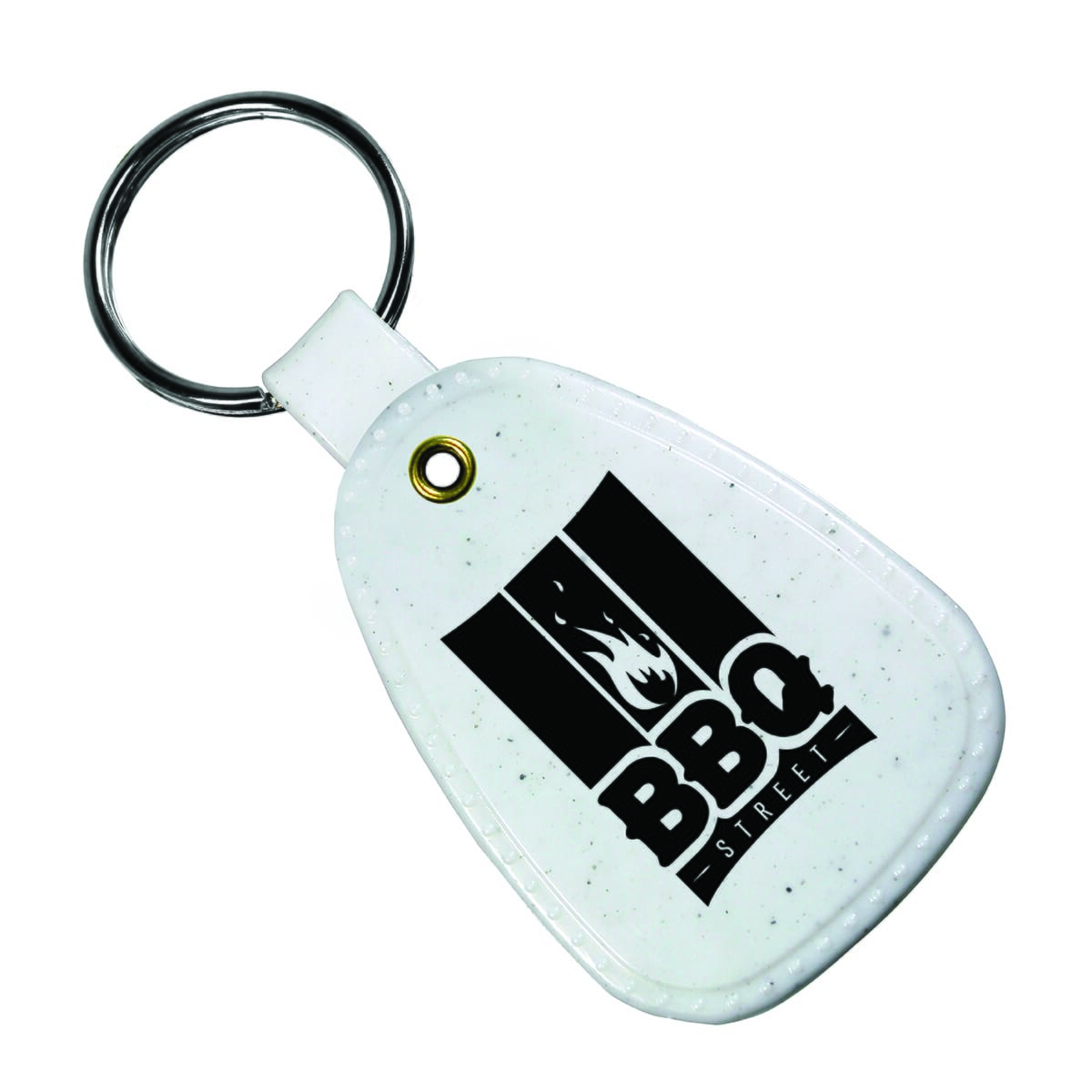 MicroHalt™ Western Saddle Key Tag