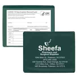 COVID-19 Vaccination Card Holder- USA Made