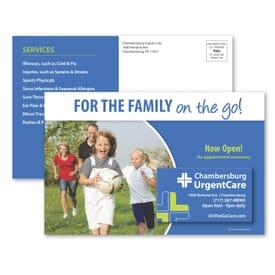 Smart Buy Economy Direct Mail Postcard & Magnet