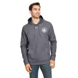 Men's Under Armour® Hustle Pullover Hooded Sweatshirt