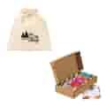 One color imprint bag