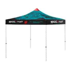 10' Full Color Digital Pop Up Tent