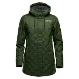 Bushwick Quilted Jacket - Ladies