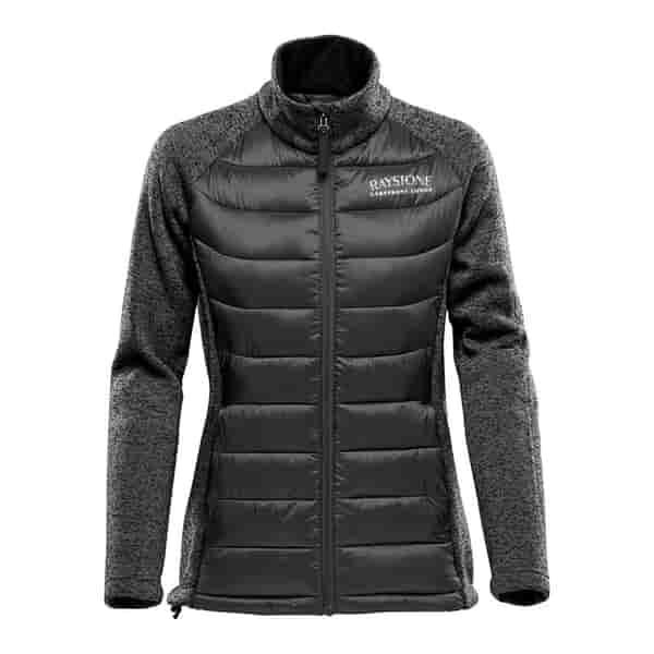 Aspen Hybrid Jacket - Ladies