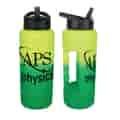 32 oz Mood Grip Bottle with Straw Cap Lid
