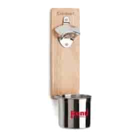 Cuisinart® Magnetic Bottle Opener & Cup Holder