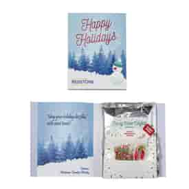 InstaCake Holiday Cake in a Card