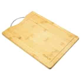 "Home Basics® Bamboo Board 12""x16"" w/ Handle"