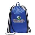 Full Color Safety Drawstring Backpack-Large