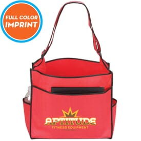 Full Color Trade Show Tote 16x14x6