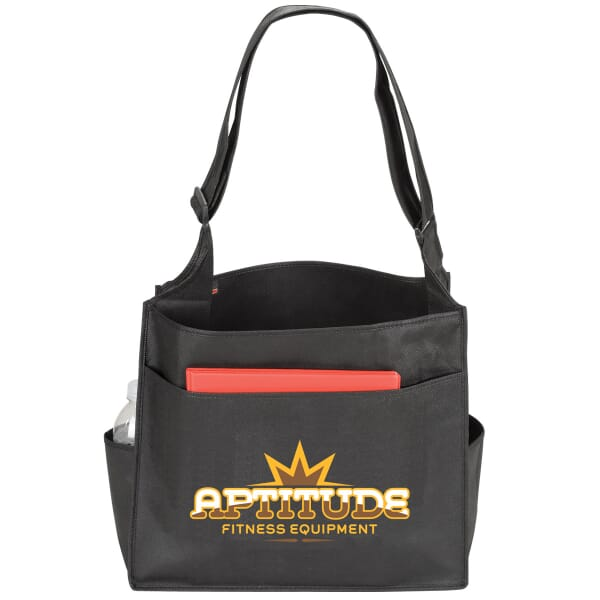 "Full Color Trade Show Tote 14"" x 12"" x 6"""